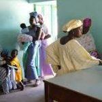 Gezondheidszorg in Gambia