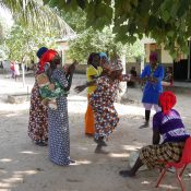 Kanyaleng Women's Groups of the Gambia