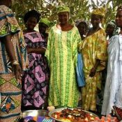 Polygamie in Gambia